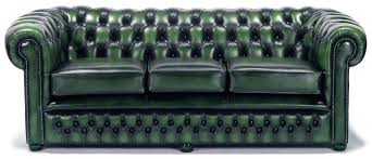Chesterfields Sofas Fancy Green Leather Chesterfield Sofa Antique Green Leather