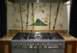 tiles backsplash slate wall tile stain cabinet doors