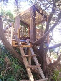 Simple Backyard Tree Houses by Awesome And Simple Tree House Some Great Things To Note Railing