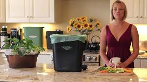 introducing the compokeeper kitchen compost container youtube