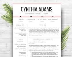Best Teaching Resumes by Best 25 Teacher Resume Template Ideas On Pinterest Resume
