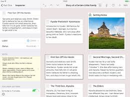 scrivener for ios means you can write your zombie novel anywhere