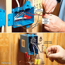 9 tips for easier home electrical wiring family handyman