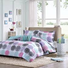 Blue Bed Sets For Girls by Home Essence Apartment Brittany Bedding Comforter Set Walmart Com