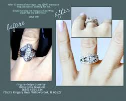 wedding rings redesigned 178 best remount wedding ring ideas images on