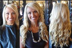 different types of hair extensions are you considering hair extensions for your wedding st