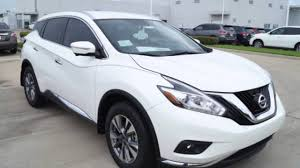 nissan murano 2016 white 2015 nissan murano sl exterior gillman nissan fort bend youtube