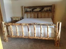 Cheap Log Bed Frames King Size Log Bed Frame Log Beds Log Bunk Beds Cedar Log Beds