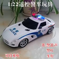 remote control police car with lights and siren usd 21 54 children remote control police car toy charge belt siren