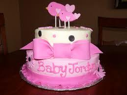 mama bird u0026 baby bird baby shower cake by angel cakes baby cakes