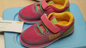 children s gps tracking bracelet smart sneakers track kids every step cbs news