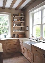 cuisine en naturelle bois bois clair cuisine cuisine naturelle décoration nature