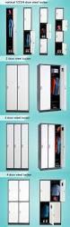 furniture 2 door metal storage cabinet storage cabinet storage