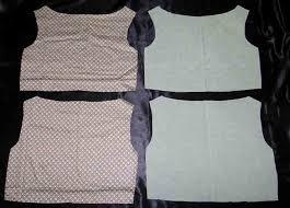 tutorial how to line a sleeveless dress u2013 blithe stitches