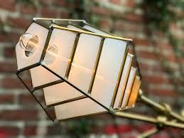 Paper Lantern Chandelier Chandeliers U2014 Neptune Glassworks