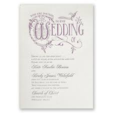wedding invitation sles fairytale wedding invitations cloveranddot