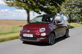 fiat 500 hatchback fiat 500 car deals with cheap finance buyacar