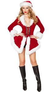 santa dress velvet santa costume chic santa dress