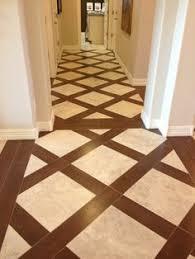 basketweave tile and wood floor design pictures remodel decor