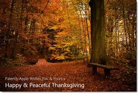 wishing you and yours a happy thanksgiving patently apple