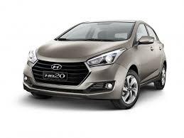 Basta Hyundai HB20 2016 ganha novo visual e câmbios de seis marchas  @IN68