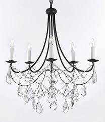 French Wire Chandelier Country French U2013 Gallery Chandeliers