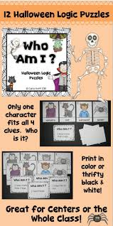 halloween puzzles online 5725 best halloween math ideas images on pinterest halloween