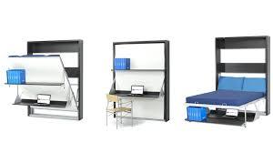 bureau escamotable design d intérieur armoire lit bureau escamotable design etagere