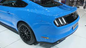 blue mustang ford mustang gt blue edition