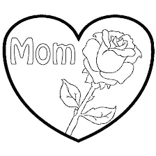 coloring pages with roses coloring pages of hearts hearts and roses full of thorn coloring