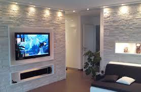 steinwand wohnzimmer tv die besten 25 tv wand ideen messe licht im wohnzimmer steinwand