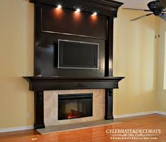 How To Decorate A Non Working Fireplace by Fireplace
