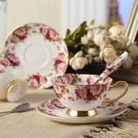 wholesale tea cup and saucer vintage teacup u0026amp saucer set
