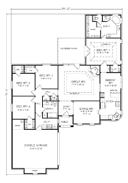 English Cottage Home Plans by New South Classics English Cottage Classics English Cottage House