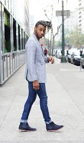 Images of Chelsea Boots Skinny Jeans Men