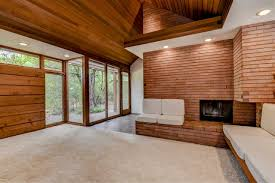 a wee frank lloyd wright inspired home can be yours for 299k curbed