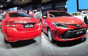 toyota new all new toyota vios 2017 2018 model coming soon with a new engine