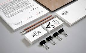 coorporate design 30 best corporate identity mock ups to present your work lunar