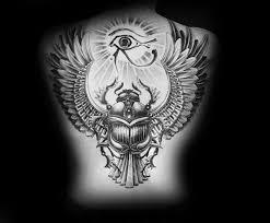 70 scarab tattoo designs for men egyptian bettle ideas