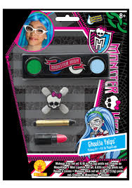 monster high ghoulia yelps makeup kit monster makeup kids