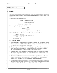 pictures on density math problems bridal catalog