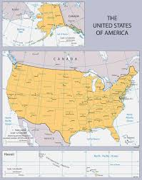 Political Maps Large Political Map Of The United States Usa Maps Of The Usa