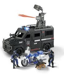 swat vehicles true heroes tactical rescue swat playset toys