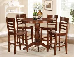dining room sophisticated 5 piece counter height dining sets