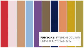 fall 2017 pantone colors pantone official colours for london fashion week fall 2017 how to