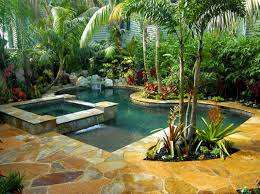 Backyard Paradise Ideas Plain Plain Backyard Paradise Pool Builder In Tomball Pools And