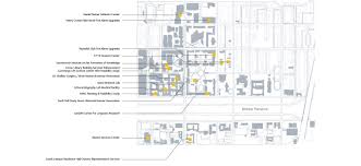 Chicago Midway Map by University Of Chicago Project Locations Urbanworks