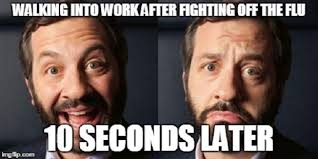 Laugh Meme - 7 flu memes to make you laugh health24