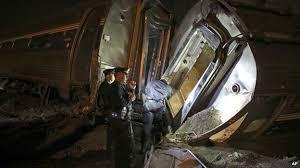 philadelphia train crash amtrak rail accident kills seven bbc news