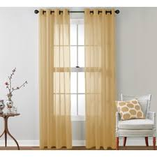 Mustard Curtain Yellow U0026 Gold Curtains U0026 Drapes You U0027ll Love Wayfair
